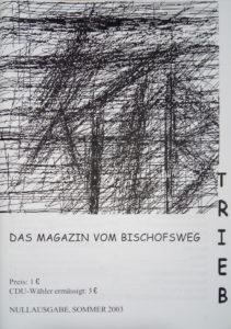 Trieb Ausgabe Nr. 1