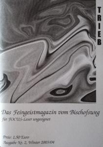 Trieb Ausgabe Nr. 2