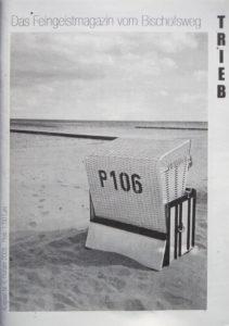 Trieb Ausgabe Nr. 4