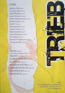 Trieb Ausgabe Nr. 8